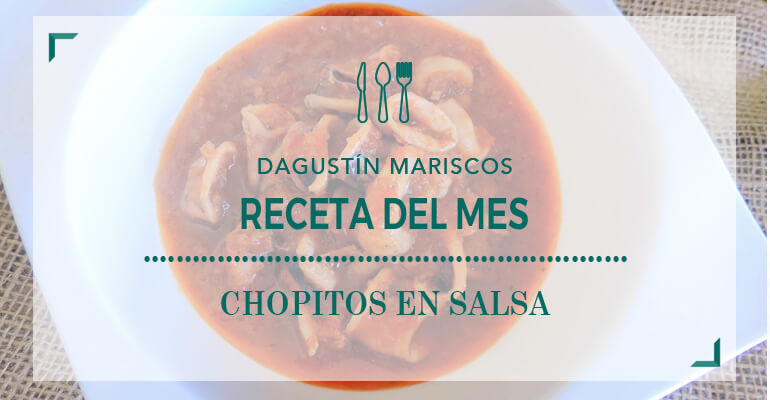 chopitos en salsa